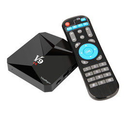 8gb wifi Promotion V9 Android 7.1 Amlogic S912 TV Box 2 Go / 3 Go 8 Go / 32 Go Octa core Dual WIFI KD17.3 Krypton Streaming Media Player
