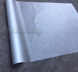 Wholesale Window Frosting Film - White Sandy Frosted Opaque Privacy Window Tinting Film Door, Office FROSTED GLASS EFFECT STATIC CLING SELF ADHESIVE VINY Size 0.92x50m