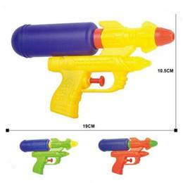Wholesale play toy gun - Kids Toys Water Gun Baby Toy Children Squirt Gun Outdoor Pool Games Garden Sand Playing Water Fun Summer Game Parent Child Sports Toy