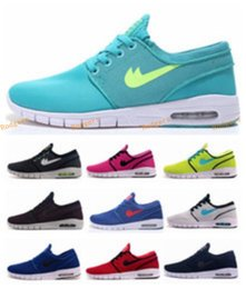 Wholesale Training Bowl - 2017 New Colors Stefan Janoski Maxs SB Sneakers fashion Training shoes Women Men Running Trainers Men Famous Sports Shoes