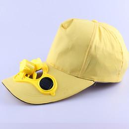 Casquillo de golf del gorra de béisbol del golf del ventilador de engergy  solar anaranjado   casquillo activo del béisbol del zhonc   casquillo del  deporte ... 120d3257cfa