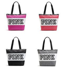 Wholesale Framing Media - 2017 New Fashion Women Handbag Nylon Totes Female Casual Messenger Bags Bolsa Feminina Ladies Beatuiful Pink Shopper Shoulder Beach Bag