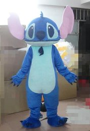 Wholesale Lilo Stitch Mascot - high quality Custom Made animal mascot Lilo & Stitch Mascot Costume Stitch Mascot Costume Lilo & Stitch Costume
