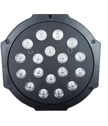 Wholesale Par Dim - 18x3W UV Led Stage Light Par Light With DMX512 for disco DJ projector machine Party Decoration