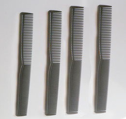 pentes de cabelo de qualidade de salão Desconto 100 peças Atacado Super qualidade pente de cabelo para o cabelo de limpeza do Salão / Famílias