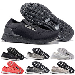 Wholesale Order Cheap Shoes - 2017 Ultra Boost Uncaged Wholesale High quality Hypebeast sneaker running shoes man Mix order accept Cheap size eur 40-44