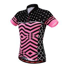 Wholesale Fashion Bike Shorts - WOSAWE Unisex Short Sleeve Cycling Jersey Cycling Short Tops Fashion Bicycle Bike Short Jerseys Size S-XXL 2017 Wholesale 2510038