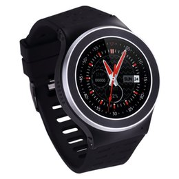 Wholesale Waterproof Android Phone Gsm - US Stock! Sport Smart Watch Bluetooth 3G Android 5.1 Smart Watches Phone Mate GPS GSM Quad Core Camera Free Shipping