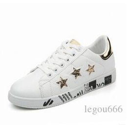 Nice New Womens Shoes Five-pointed Students Spring Korean Low-board Shoes Small White Shoes