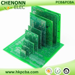Wholesale Fast Pcb Prototype - Free shipping PCB Prototype manufacturing quick turn PCB fabricating services in China high quality fast lead time