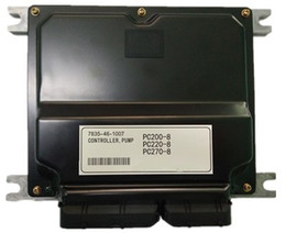 Wholesale Hydraulic Pump Parts - PC200-8 CONTROLLER OEM made in China For Komatsu excavator replacement part Hydraulic pump controller 7835-46-1007 Factory Price