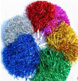 25g couleur ball cheerleaders aérobic danse carrée cérémonie d'ouverture proclamé cheers pompom, pom-pom girl produits ? partir de fabricateur