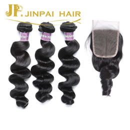 Wholesale Indian Hair Closure Piece Remy - JP Hair Good Quality Virgin Remy Brazilian Hair Extenstion And Closure 21 Years Hair Factory Wholesale Price