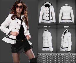 Wholesale Winter Jackets America Europe - 2016 Popular New Fashion Women's Winter Jacket Down Coat Skirt in Europe and America ultra light duck down long jacket women's coat