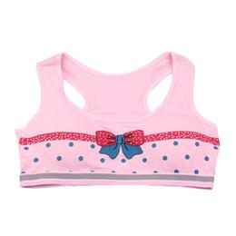 2a90c93a88 girls sports underwear UK - New Fashion Girls Lovely Printing Underwear  Vest Children Underclothes Sport Undies