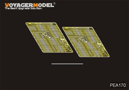 Wholesale Plastic Army Tanks - Wholesale- Voyager model PEA170 1 35 Modren Russian army T-62 Medium Tank Slat Armour (PATTEN 1)(For TRUMPETER)