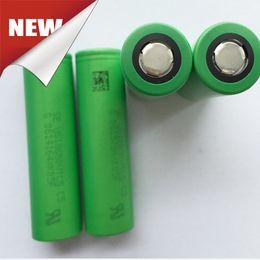 Wholesale Digital E Cigarette - 2017 18650 Battery Fit Sony VTC5 2600mAh 30A Rechargeable Li-on Sony Fit E-Cigarette e-cig Mod LED Torch Digital Camera Fedex Ship