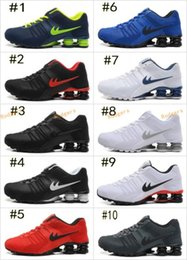Wholesale Mens Basketball Shoes Sale - 2017 Cheap Hot Sale Shox 807 NZ oz Running Shoes Famous Shox Mens Shoes Top Quality Athletic Sport Shoes Size 8-12