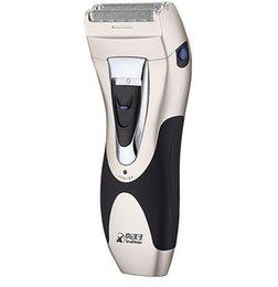 TRUEMAN RSCW-360 Shaver Wash Поршневой тип Бритва Man Bear Knife Тип зарядки хромированная Точность для бритья триммер для волос на лице от