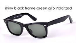 Wholesale Purple For Men - UV400 Soscar Brand Designer Sunglasses for Women Fashion Men Polarized Sunglasses Plank Frame Glass Lens Metal Hinge 50mm 54mm Gafas de sol