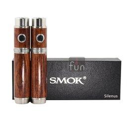 Wholesale Smok Vv - 100% Authentic Smok Silenus VV VW Mod SMOKtech Silenus Fit 18650 Variable Voltage Wattage E Cig Mod VS Magneto SID BEC Pro Mod 510 Thread