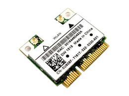 Scheda wlan mini pci online-All'ingrosso-Atheros AR9280 DW1515 WIFI U608F Wi-Fi Wireless Wlan N Half Mini scheda 802.11BGN pci-e per 300 Mbps