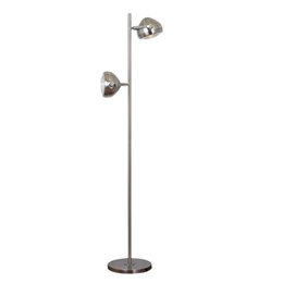 Wholesale Vintage Lamp Stand - Modern Floor Lamps GU10 x2 Light Vintage Loft Floor Standing Light Desk lamp for Living room