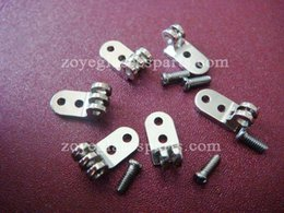 Wholesale Th Wholesale - Wholesale- universal super quality eyeglass hinges for wood frames,plastic frames,TR-frames,metal plastic frames,etc TH-26