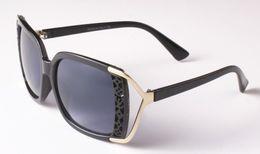Wholesale Pearl Cat Eye Glasses - Shield Cat Eye Sunglasses Women Polarized HD Lens Glasses Hot Sale Frame Inset Pearl Feminino Sun Glasses