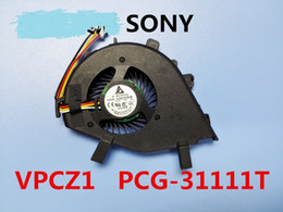 Wholesale New Vpc - NEW cooler for Sony VPC-Z1 VPC-Z11 VPCZ1 VPCZ11 CPU cooling fan PCG-31111M PCG-31111T PCG-31112T PCG-31113T 178794312