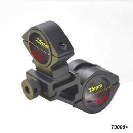 Wholesale Bar Mount Bracket - AloneFire 30mm ring Sight bracket scope mounts Bike Bicycle Light Torch Flashlight Handle Bar Handlebar Clip Mount Bracket Holder