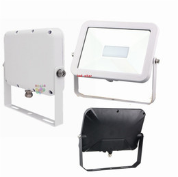 Wholesale Exterior White Light - 10W 20W 30W 50W AC100-240V Slim Apple Ipad Led Flood Light COB Waterproof Exterior Area Lights Outdoor LED Wall Lights