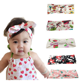 Wholesale Small Ribbon Bow For Hair - Bow headbands for girls hair Children headbands Hair accessories for women Wholesale Small infant hair clips Flower cloth bow