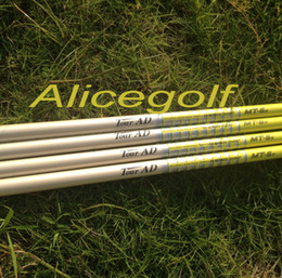 Wholesale Tours Ad Shaft - high quality golf clubs Japan MT6 Tour AD shaft 335 or 350 Graphite shaft S or SR 10pcs golf shaft