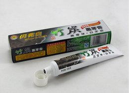Wholesale High Hygiene - High Quality toothpaste charcoal toothpaste whitening black tooth paste bamboo charcoal toothpaste oral hygiene tooth past