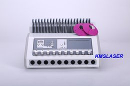 Wholesale Ems Microcurrent - 220V electro stimulation Microcurrent Body Shaping And EMS Slimming Beauty Machine