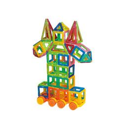 Wholesale Construction Blocks Set - odels Toy Blocks Mini 132pcs Magnetic Designer Construction Set Model & Building Toy Magnetic Building Blocks Educational Toys For ...