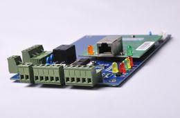 Control de acceso tcp ip puerta online-Al por mayor- TCP / IP panel de control de acceso de una sola puerta