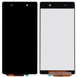 Canada 2017 Nouvelle Qualité Pour Sony Z Z1 Z2 Z3 Écran LCD avec Écran Tactile Panneaux Digitizer Assemblée Complète Pièces De Rechange Livraison Gratuite Offre