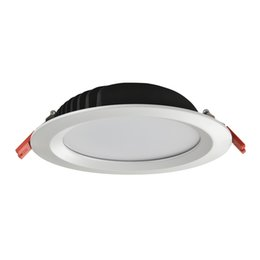 Wholesale High Touch Surfaces - Big Luminous Surface 30W 36W 40W 50W Commercial High Ceiling UFO Embbed Downlight Super Power Commercial Round Dimmable