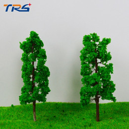 Wholesale N Scale Trains Layouts - Wholesale- Scale Train Layout Set Model Scale wire Trees 90 35 for HO N Scale