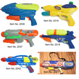 Wholesale Wholesale Water Spray Gun - Water Spray Gun Super Soaker Backpack Water Pistol Cannon Toys Super Soak Blister Cheap Water Guns In Bulk