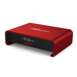 Wholesale Pandora Red Box - T95U Pro Android 7.1 TV BOX Amlogic S912 Octa Core 2G 16G 2.4G 5G WiFi Bluetooth KD17.3 Krypton Fully Loaded