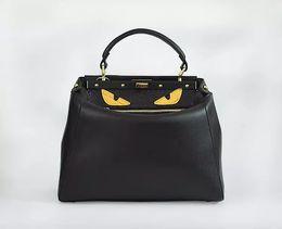 Wholesale Tassel Handles - ladies monster bags handbags women famous brands crocodile bag leather top-handle bag luxury designer shoulder crossbody F bolsas