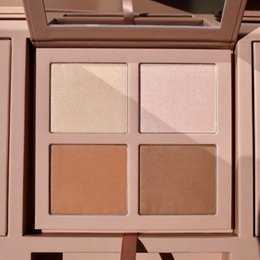 Wholesale Palette Contour Face Powder - Kylie KKW beauty Powder coutour&highlighter Palette 3types Kylie Cosmetics Face Contour Highlighter Brighten Natural Kylie cosmetics