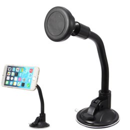 Wholesale Universal Cell Phone Dash Mount - Wholesale- car Magnetic Universal Mobile Cell Phone GPS Car Dash Mount Holderer