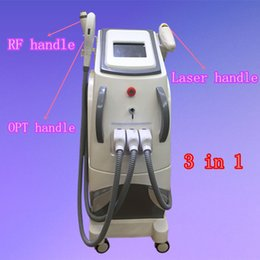 Wholesale Ipl Hair Removal Radio - Laser tattoo removal machine ipl opt hair removal health radio frequency machine portable rf machine 300000 shots