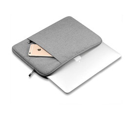 Wholesale Laptop Macbook Pro China - Nylon Laptop Sleeve Bag For New Macbook Pro 13 Inch A1706 Air 11 12 15 Pro 13.3 15.4 Retina Notebook bag