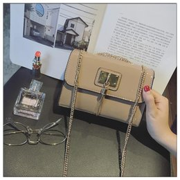 Wholesale Popular Designer Handbags - New designer mini chain tassel single shoulder messenger handbag women fashion evening purse lady popular casual clutch black green red