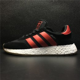 Wholesale Discounted Mens Casual Shoes - Adidas Originals Iniki Runner Boost 2018 Casual Shoes Discount Grey-Core Blue Purple Black Green Red Camo Sneakers Mens Womens Shoes